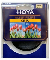 77 mm Polarizer Filter  HOYA